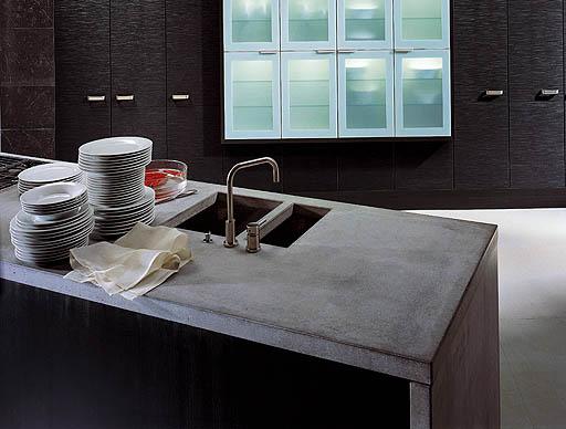 k chenstudio voss in goch k chen keuken von rational und beckermann sowie elektroger te beton. Black Bedroom Furniture Sets. Home Design Ideas